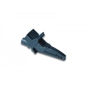 A1013 Krokoklemme, schwarz