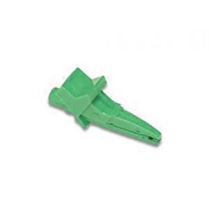 A1309 Krokoklemme, grün