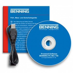 BENNING PC-WIN 750