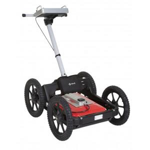 MALA Easy Locator HDR mit Gelände Cart,