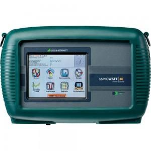 MAVOWATT40SET3 MAVOWATT 40 inklusive 4 flexible Stromsensoren, 1x DRANFLEX 3003XL/24 3x (30/300/3000 A) und 1x DRANFLEX 3000XL/24 (30/300/3000 A)