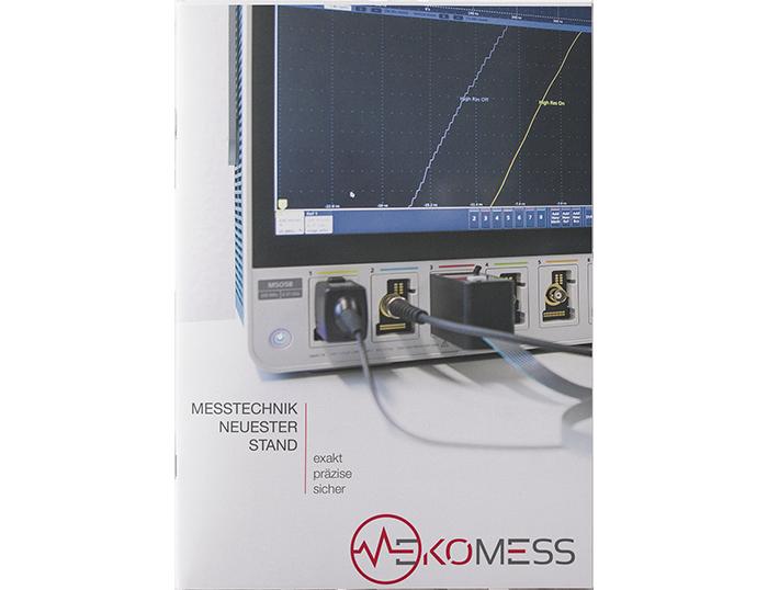 Elektronik Kontor MultiMedia Broschüre